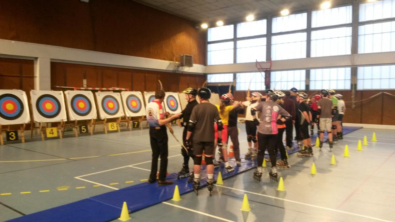 Photos biathlon janvier 2015
