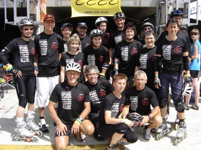 24h du Mans Roller 2009