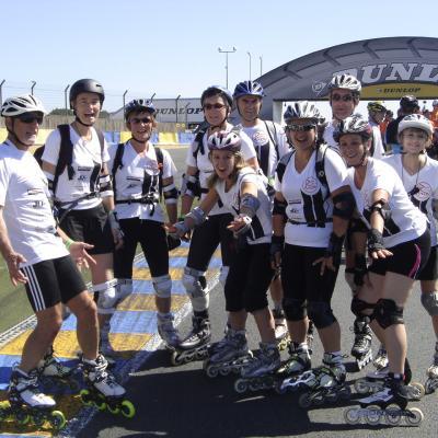 24H du Mans Roller 2011