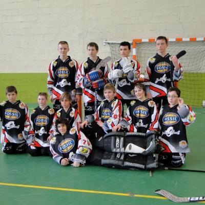 Match de Hockey Jeunes 2013