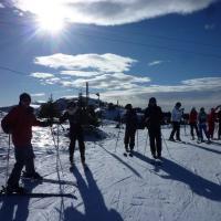Ski de piste sortie 26 01 01